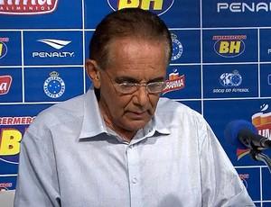 Benecy Queiroz (Foto: Reprodução/TV Globo)