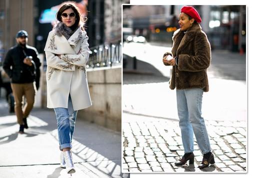 Mommy jeans: a calça que está roubando a cena no street style
