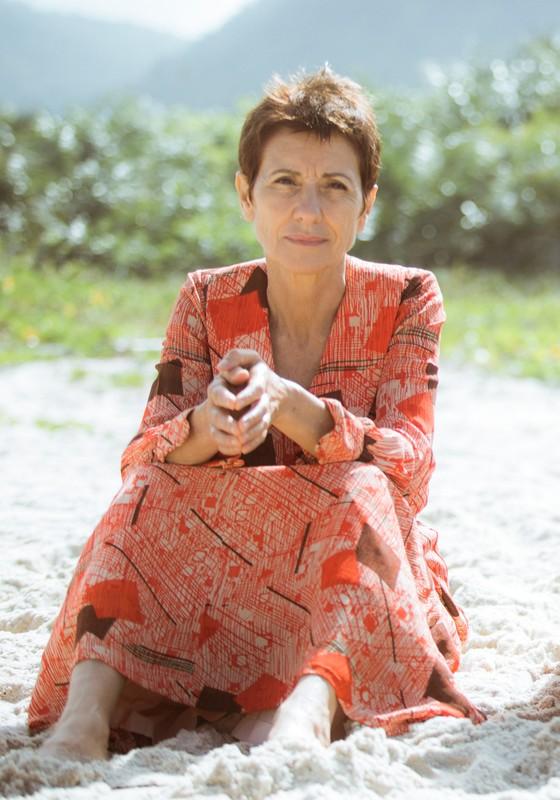 Cassia Kis (Foto: Raphael Dias/ TV Globo)