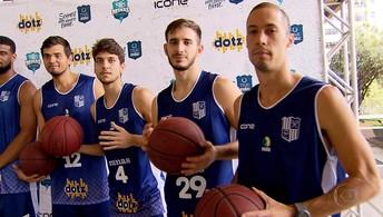 Minas apresenta elenco que disputará o Novo Basquete Brasil
