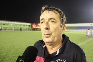 Celso Garcia, o Paraná, presidente da Amax (Foto: João Paulo Maia)