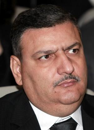 O premiê sírio Riad Hiyab em foto de 30 de noviembre de 2011 (Foto: EFE/Youssef Badawi)