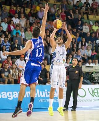 Léo Meindl, Bauru Basquete, Paulista de Basquete (Foto: Caio Casagrande/ Bauru Basket )