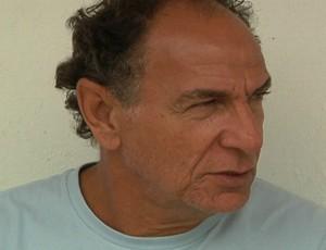 Gérson Andreotti, técnico do Friburguense (Foto: Reprodução/InterTV)