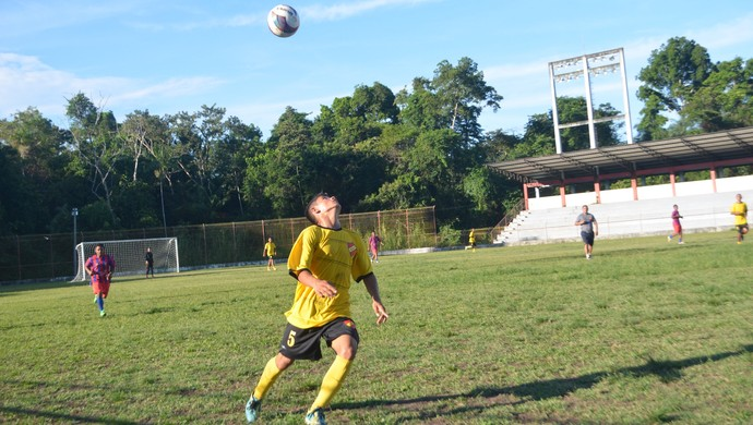 Santana; Esporte; Futebol (Foto: Rafael Moreira/GE-AP)