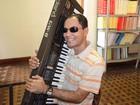 Deficiente visual supera desafios para o Enem e sonha em cursar música