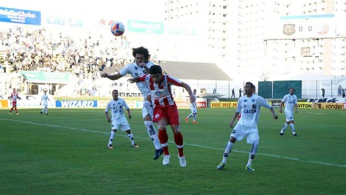 ABC x Náutico, no Estádio Frasqueirão (Foto: Augusto Gomes/GloboEsporte.com)