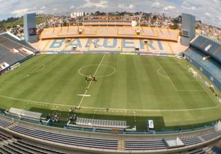 São Bento x Ituano Arena Barueri (Foto: Emilio Botta)