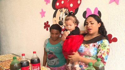 prep mães no cárcere (Foto: TV Globo)