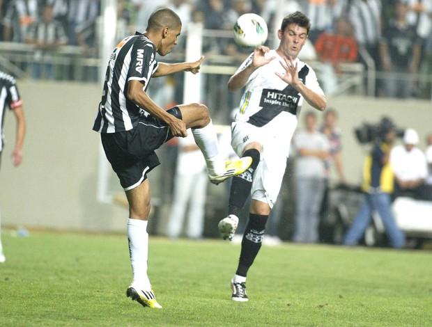 Leonardo Silva, Atlético-Mg e Ponte preta (Foto: Paulo Fonseca / Futura Press)
