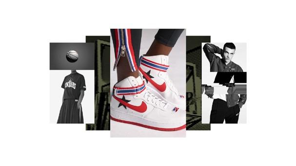 NikeLab e Riccardo Tisci (Foto: Divulgação)