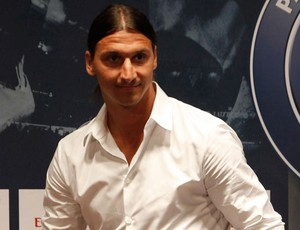 ibrahimovic paris saint germain   (Foto: AP)