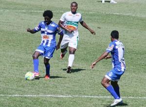 Rio Preto e Matonense ficaram no empate no Anísio Haddad (Foto: Oscar Oliveira/Site Amadorzao)