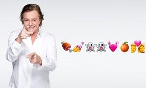 Descubra qual é a música de Fábio Jr a partir de emojis