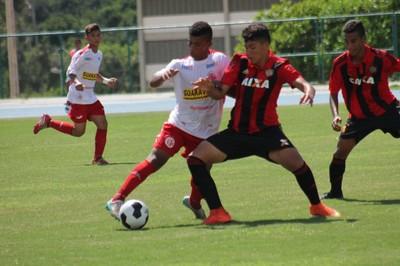 América-RN x Sport Supercopa Natal Sub-17 (Foto: Canindé Pereira/Divulgação)