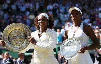 Irmãs Williams escrevem 26º capítulo da rivalidade com hegemonia em jogo