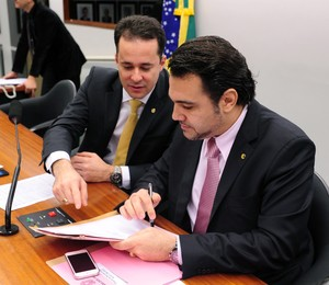 Cura gay Feliciano (Foto: Alexandra Martins / Câmara dos Deputados)