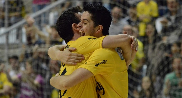Jaraguá inicia segunda fase da Liga com vitória (Foto: Henrique Porto/Jaraguá Futsal)
