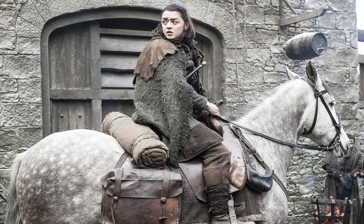 Game of Thrones   Showrunners explicam fala de Arya com Nymeria