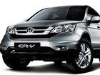 Honda corrige números de chassis de recall do CR-V por falha no airbag