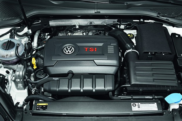 Motor Volkswagen Golf GTI (Foto: Divulgação)