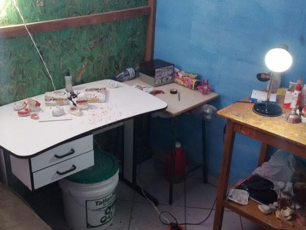 Vereador é preso suspeito de atuar como dentista em Anagé (Foto: Arquivo pessoal)