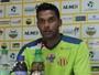 """Rayllan exalta melhora no Sampaio, mas quer """"transformar em resultado"""""""