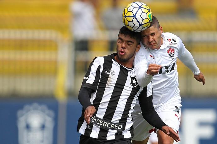 Leandrinho Botafogo (Foto: Vitor Silva / SSpress / Botafogo)