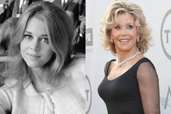 Como eram e como est o as estrelas mais belas e famosas - Television anos 70 ...