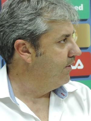 gilson kleina avaí despedida demissão (Foto: Diego Madruga)