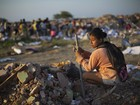 Após terremoto, Portoviejo procura espaço para enterrar seus mortos