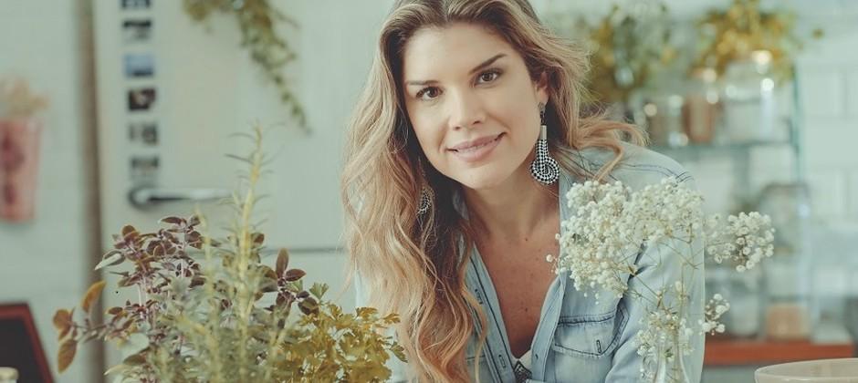 Alana Rox, apresentadora do Diário de Uma Vegana