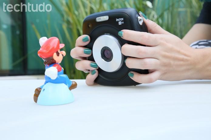 Câmera apresenta boa definição, tanto nas fotos digitais quanto nas impressas. (Foto: João Gabriel Balbi/TechTudo)