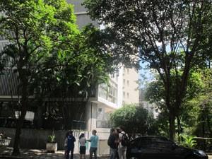 Estilista morava em Higienópolis (Foto: Letícia Macedo/G1)