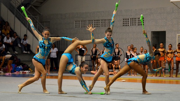 Seleção de GR vai disputar mundial na Bielorússia (Foto: Felipe Martins/GLOBOESPORTE.COM)