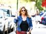 Jennifer Aniston é fotografada em meio a boatos de gravidez