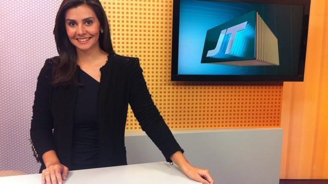 Apresentadora Tatyana Jorge (Foto: Eder Pinheiro)