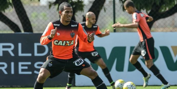 Rómulo Otero, meia do Atlético-MG (Foto: Bruno Cantini / Atlético-MG)