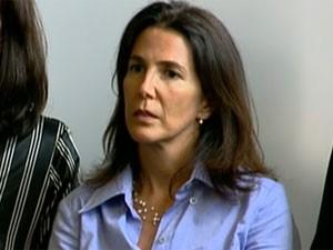 Luciana Temer (Foto: Reprodução/TV Globo)