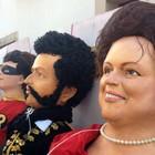 Tradicional desfile ocorreu em Olinda (Marjones Pinheiro / TV Globo)