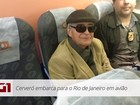 Nestor Cerveró chega a Petrópolis, RJ, para cumprir prisão domiciliar