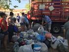 Campanhas arrecadam doações para famílias vítimas de incêndio no Piauí