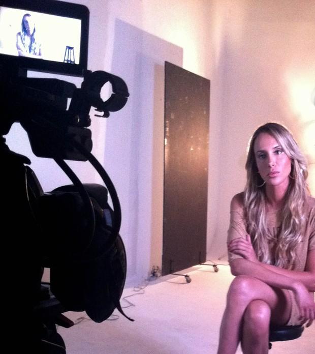 Carol Marra participa de documentário (Foto: Eduardo Bacani / Divulgação)
