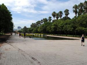 Parque Farroupilha Redenção Porto Alegre (Foto: Sérgio Louruz/Divulgação PMPA)