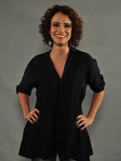 Malu Galli: ela estará em série de Luiz Villaça (Foto: Alex Carvalho/ TV Globo)