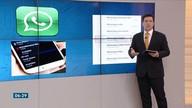 Sudré dá dicas de Wi-Fi para viagem e mensagens de áudio