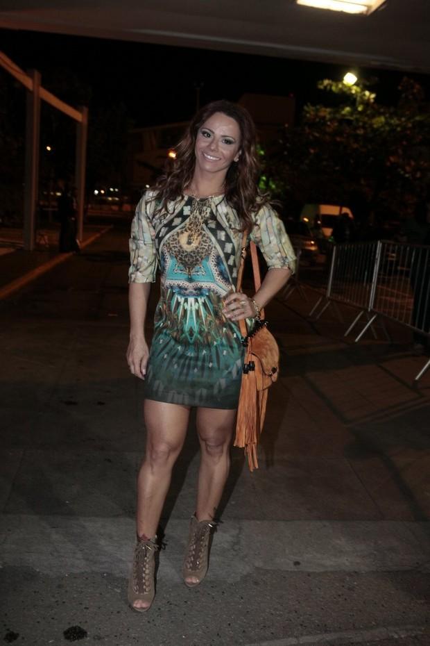 Viviane Araujo (Foto: Isac Luz / Ego)