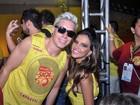 Mariana Rios e Di Ferrero curtem carnaval de Salvador