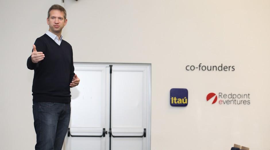 Flavio Pripas, diretor do Cubo: meta é trazer grandes empresas para trabalhar com startups no espaço (Foto: SM2 - Solange Macedo)