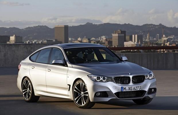 BMW Série 3 GT 2013 (Foto: Divulgação)
